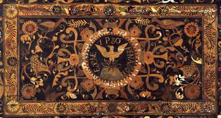 Cabinet (detail), 1625 – 1675, Colombia. Museum no. W.5-2015. © Victoria & Albert Museum, London