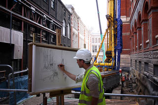 V&A Exhibition Road Quarter: Resident Artists Respond photo