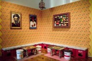 Le Salon', Hassan Hajjaj, 2009. Photograph © Victoria and Albert Museum, London