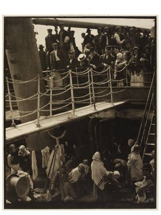 Ocean Liners: Speed & Style - Subtitled talk for hard of hearing visitors photo