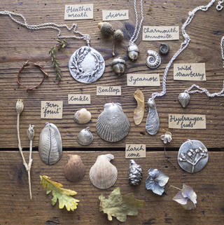Botanical Silver Jewellery photo