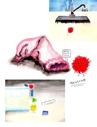 'Bob Stockings' by Jessica Mauer