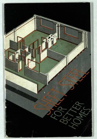 Printing a Modern World: Commercial Graphics in the 1930s. photo