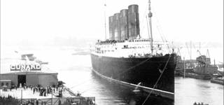 Lusitania R.E.X photo