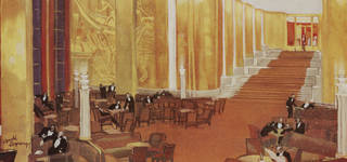 The First Class Dining Room photo
