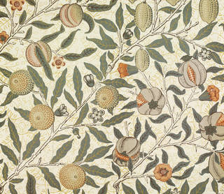 V A William Morris And Wallpaper Design