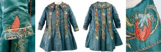 Child's coat, unknown maker, 1880 – 1895, England. Museum no. B.17-1998. © Victoria and Albert Museum, London