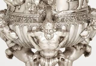 Testimonial: The Life Story of a Monumental Vase  photo