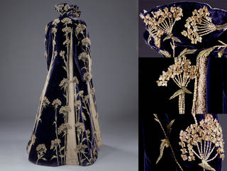 Coat, Marshall & Snelgrove Ltd, 1895 – 1900, England. Museum no. T.49-1962. © Victoria and Albert Museum, London