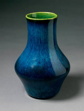 Vase, William Howson Taylor, about 1900, England. Museum no. 236-1902. © Victoria and Albert Museum, London