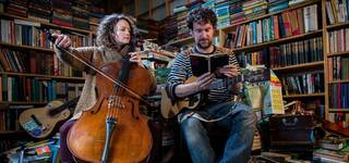 The Bookshop Band present... Banned Books! photo