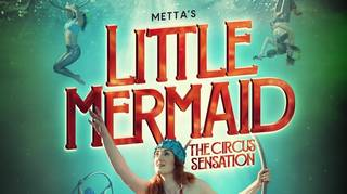 Extracts from Metta's Little Mermaid – The Circus Sensation photo