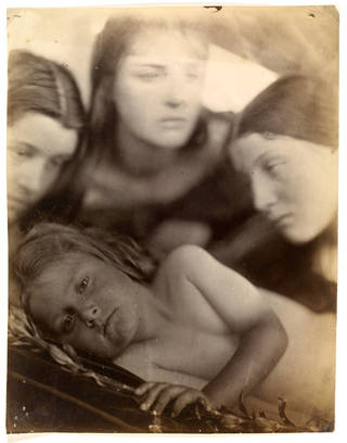 Photo of Hosanna, photography by Julia Margaret Cameron, 1865, England. Museum no. PH.245-1982. © Victoria and Albert Museum, London