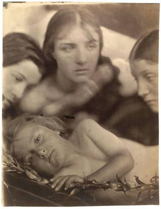 Hosanna, photograph, by Julia Margaret Cameron, 1865, England. Museum no. PH.244-1982. © Victoria and Albert Museum, London