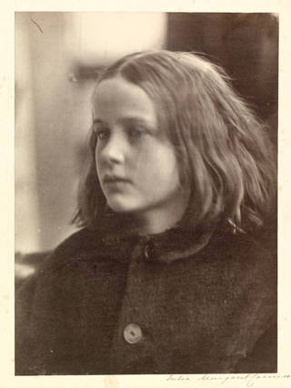 Annie, photograph, by Julia Margaret Cameron, 1864, England. Museum no. 214-1969. © Victoria and Albert Museum, London
