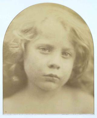 Freddy Gould, photograph, by Julia Margaret Cameron, 1866, England. Museum no. PH.1139-1933. © Victoria and Albert Museum, London