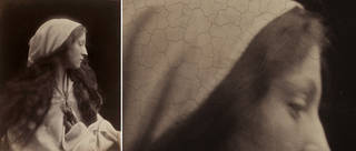 The Dream (detail), photograph, by Julia Margaret Cameron, 1869, England. Museum no. 937-1913. © Victoria and Albert Museum, London