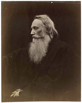 Henry Taylor, photograph, by Julia Margaret Cameron, 1864, England. Museum no. 211-1969. © Victoria and Albert Museum, London