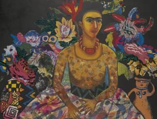 Frida Kahlo: Her Art, Life and Times photo