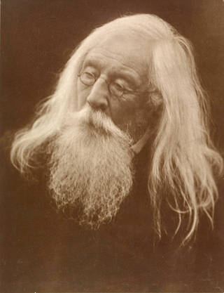 Charles Hay Cameron, photograph, by Julia Margaret Cameron, 1871, England. Museum no. 33-1939. © Victoria and Albert Museum, London