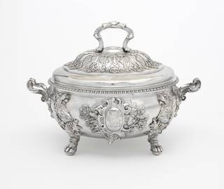 Huguenot Silver: Turtles, Taste and Tureens photo