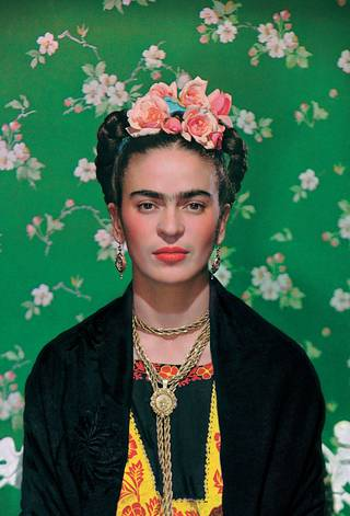 Frida Kahlo: Making Herself Up - subtitled talk for Deaf and Hard of Hearing people only photo