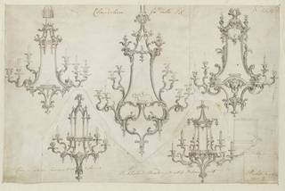Designs by Thomas Chippendale photo