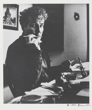 Robert Graves, photograph by Bill Brandt, 1941. © Bill Brandt Archive Ltd.