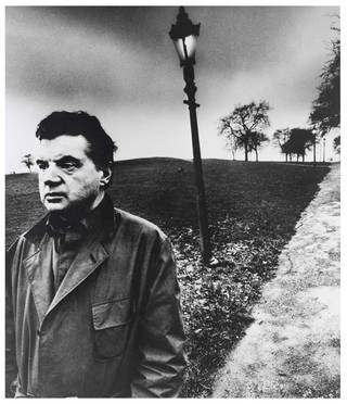 Francis Bacon, photograph by Bill Brandt, 1963. © Bill Brandt Archive Ltd.