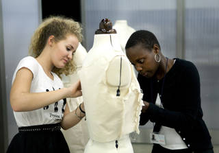Create! Garment Design and Construction (16-19 years)  photo