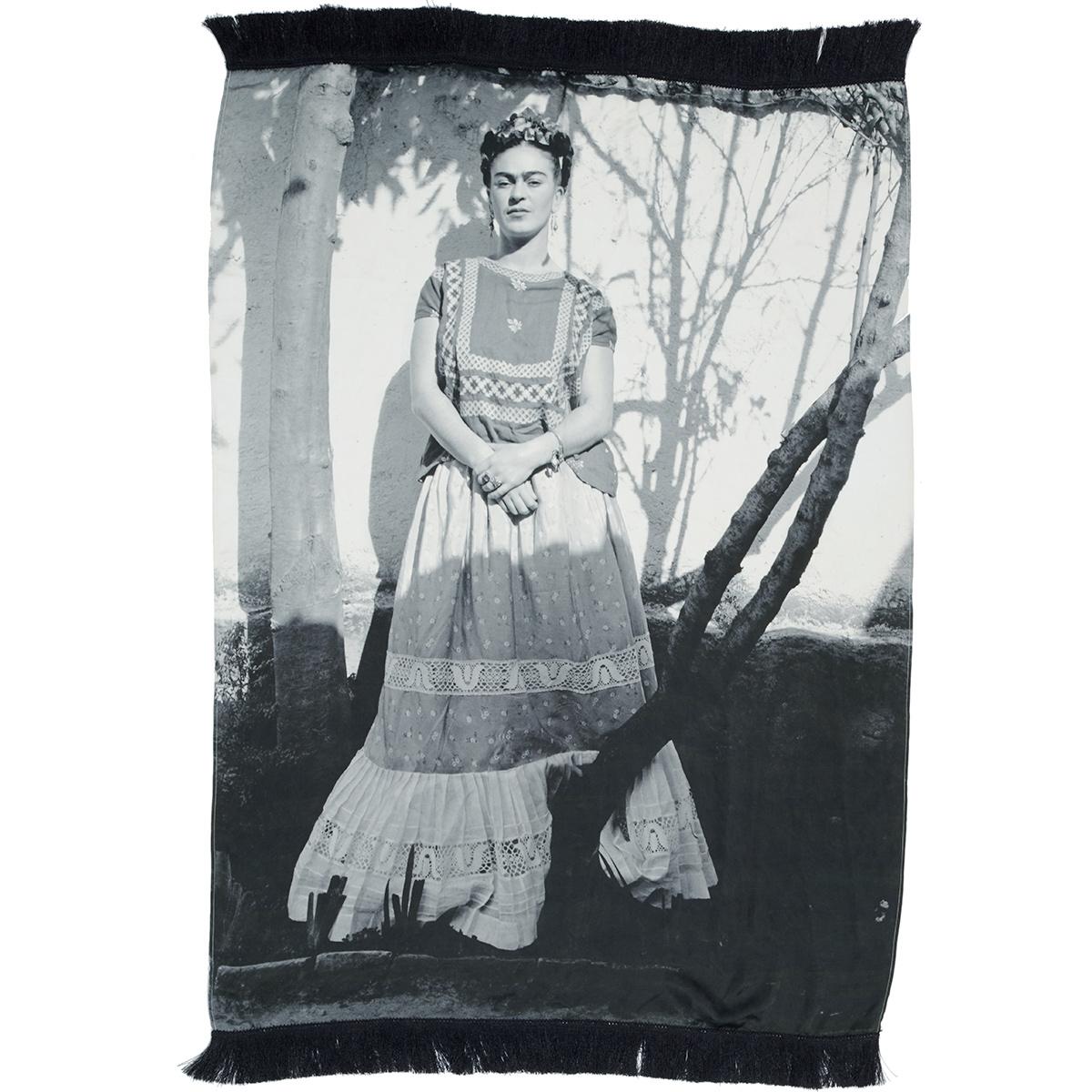 Leo Matiz silk scarf