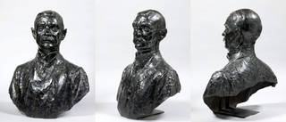 Bust of Thomas F. Ryan, Auguste Rodin, 1909, France. Museum no. A.48-1914. © Victoria and Albert Museum, London