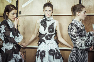Fashion in Motion: Holly Fulton photo