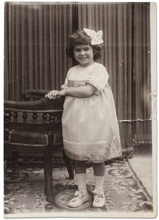 Frida at 4 years of age, by Guillermo Kahlo, 1911, Coyoacán, Mexico. © Frida Kahlo & Diego Rivera Archives. Bank of Mexico, Fiduciary in the Diego Rivera and Frida Kahlo Museum Trust