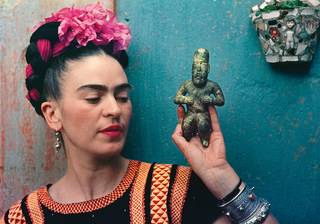Frida Kahlo: Making Her Self Up – descriptive talk for visually impaired people only photo