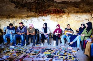 Culture in Crisis: Engaging Youth for the Preservation of Heritage in the Middle East photo