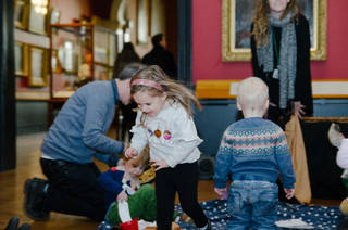 Festive Play Session for Under Fives: December 2018  photo