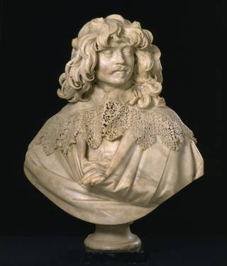 Thomas Baker, Gianlorenzo Bernini, about 1638, Italy. Museum no. A.63:1, 2-1921 © Victoria and Albert Museum, London