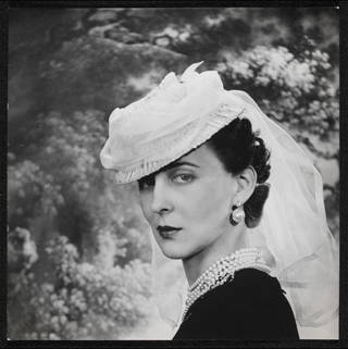 Princess Marina, Duchess of Kent, photograph by Cecil Beaton, 1938, England. Museum no. PH.410-1987. © Victoria and Albert Museum, London