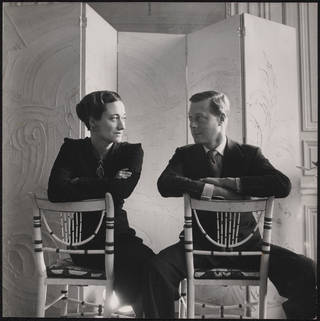Photo of The Duke and Duchess of Windsor, photograph by Cecil Beaton, 1939, France. Museum no. PH.2865-1987. © Victoria and Albert Museum, London