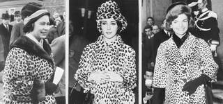 Hilary Alexander with Henry Holland on Leopard: Fashion's Most Powerful Print photo