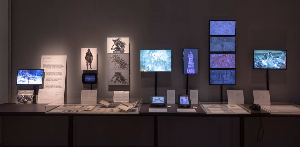 Videojuegos: Diseño / Jugar / Interrumpir. © Victoria and Albert Museum, Londres