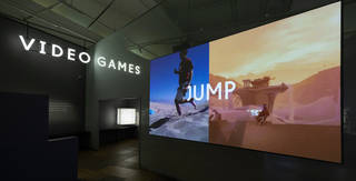 Videogames: Design/Play/Disrupt. © Victoria and Albert Museum, London