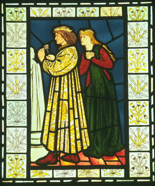Va Stained Glass The Gothic Revival And Beyond