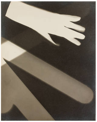 Abstract Composition, photograph by Curtis Moffat, about 1925. Museum no. E. 2560-2007. © Victoria and Albert Museum, London/Estate of Curtis Moffat