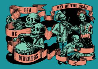 Day of the Dead Festival photo