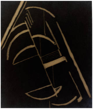 Abstract Composition, photograph by Curtis Moffat, 1925, UK. Museum no. E.2554-2007. © Victoria and Albert Museum, London