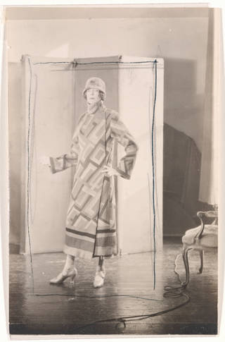 Nancy Cunard, photograph by Curtis Moffat, about 1925. Museum no. E.1563-2007. © Victoria and Albert Museum, London/Estate of Curtis Moffat