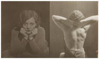 Tallulah Bankhead, photograph by Curtis Moffat, about 1925. Museum no. E. 1577-2007. © Victoria and Albert Museum, London/Estate of Curtis Moffat
