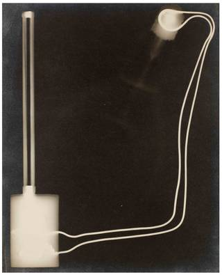 Photo of Abstract Composition, photograph by Curtis Moffat, about 1925. Museum no. E. 2559-2007. © Victoria and Albert Museum, London/Estate of Curtis Moffat